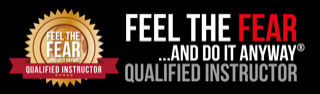 Feel The Fear (Qualified Instructor) Logo