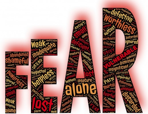 Feeling the Fear with Triskelion Growth Coaching