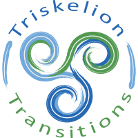 Triskelion Transitions - Logo